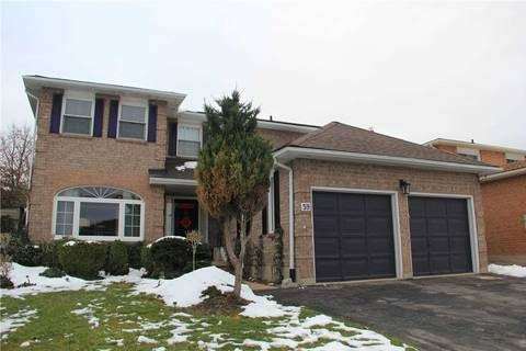 House for sale at 59 Barbican Tr St. Catharines Ontario - MLS: X4664705