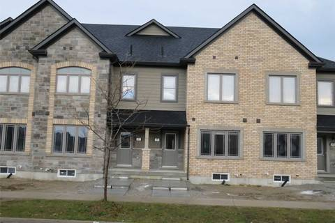Townhouse for rent at 59 Batteaux St Barrie Ontario - MLS: S4681576