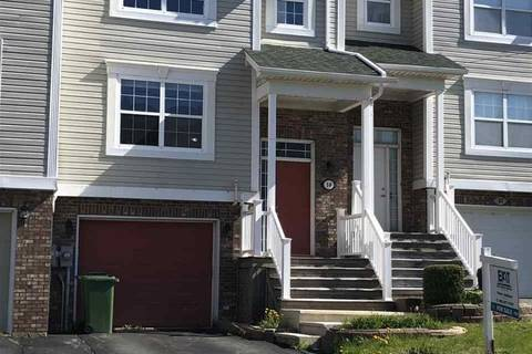 Townhouse for sale at 59 Bethany Wy Halifax Nova Scotia - MLS: 201911499
