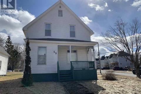 House for sale at 59 Bridge Ave Stellarton Nova Scotia - MLS: 201904948