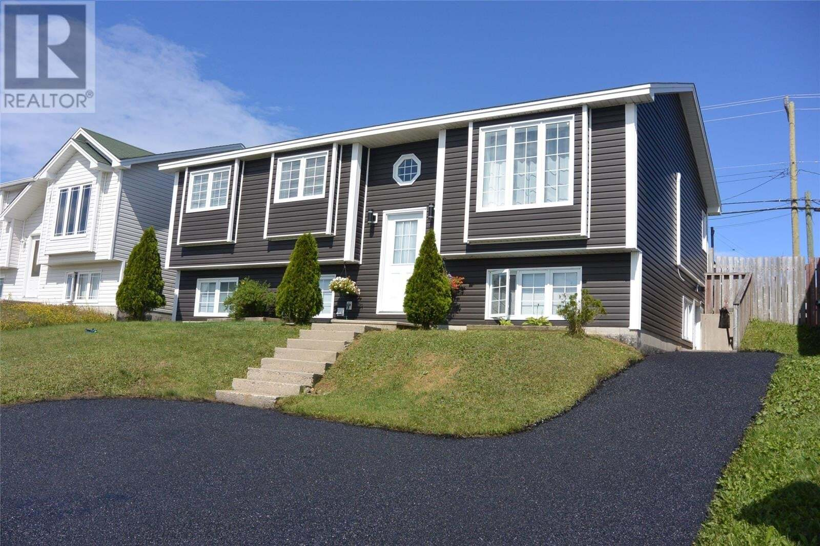 House for sale at 59 Brougham Dr Paradise Newfoundland - MLS: 1218366