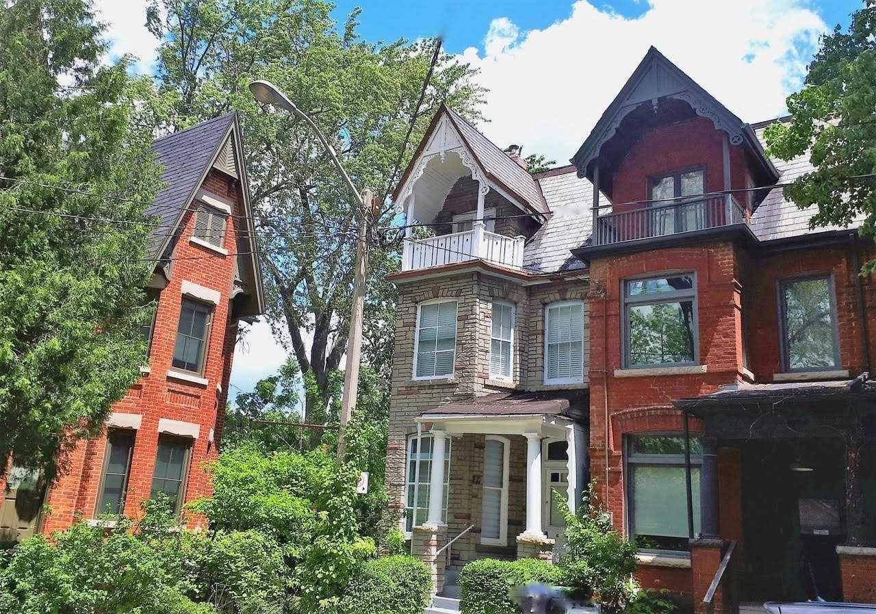 Townhouse for sale at 59 Callender St Toronto Ontario - MLS: W4451342