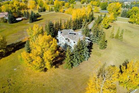 House for sale at 59 Calling Horse Estates Rural Rocky View County Alberta - MLS: A1022975