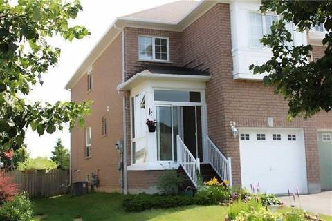 Townhouse for sale at 59 Candlebrook Dr Whitby Ontario - MLS: E4425553