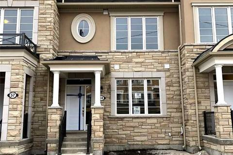 Townhouse for rent at 59 Casely Ave Richmond Hill Ontario - MLS: N4684482
