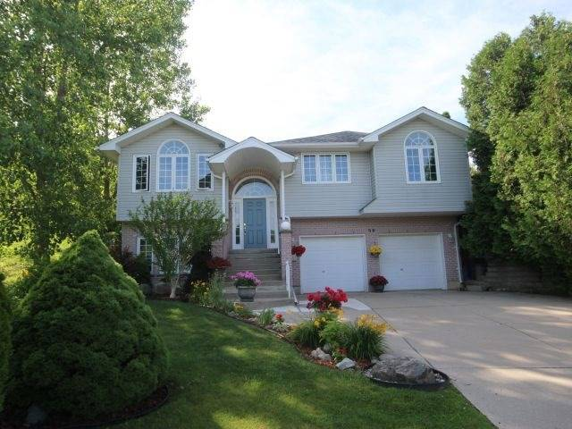 House for sale at 59 Cleveland Place London Ontario - MLS: X4174731