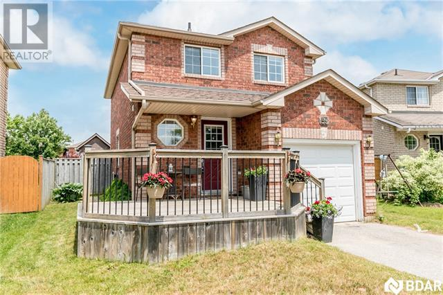 Sold: 59 Clute Crescent, Barrie, ON
