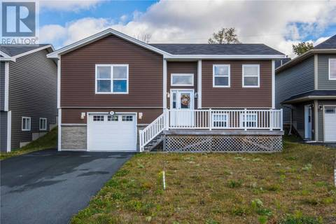 House for sale at 59 Cole Thomas Dr Conception Bay South Newfoundland - MLS: 1193684