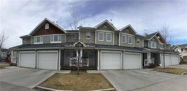 Townhouse for sale at 59 Country Village Villa(s) Northeast Calgary Alberta - MLS: C4240969
