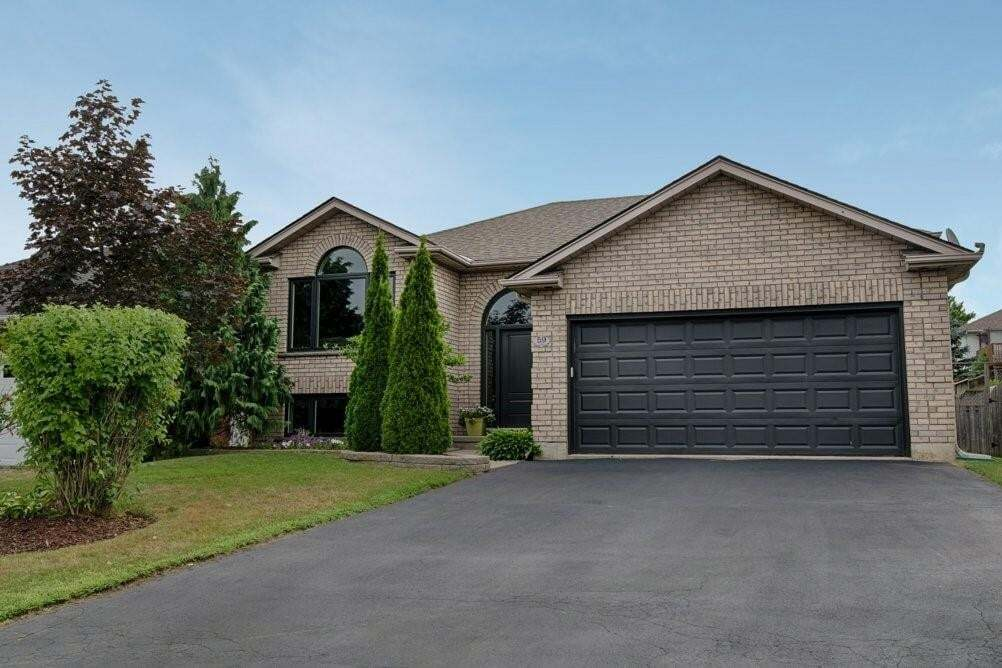 House for sale at 59 Court Dr Paris Ontario - MLS: H4082536