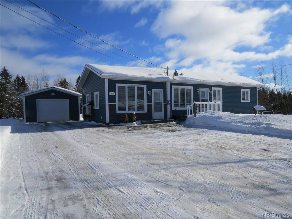 House for sale at 59 Despres Rd Saint Andre New Brunswick - MLS: NB040446