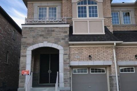 Townhouse for rent at 59 Drizzel Cres Richmond Hill Ontario - MLS: N4666185