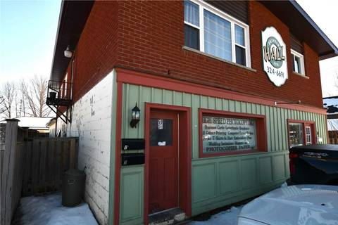 Commercial property for lease at 59 Durham St Kawartha Lakes Ontario - MLS: X4685394