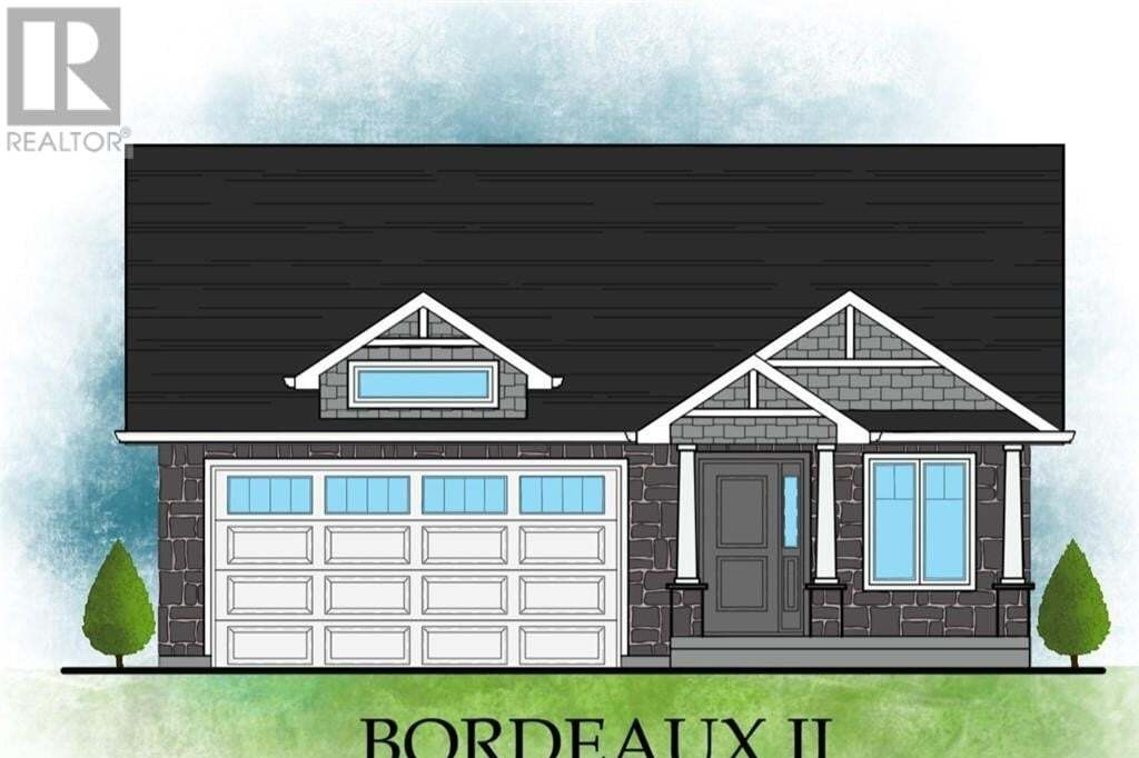 House for sale at 59 Farrington Cres Picton Ontario - MLS: 173828