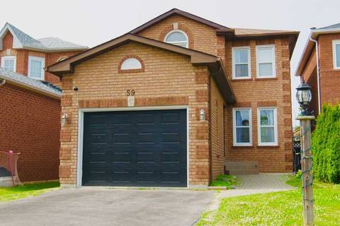 House for sale at 59 Fieldnest Cres Whitby Ontario - MLS: E4524855