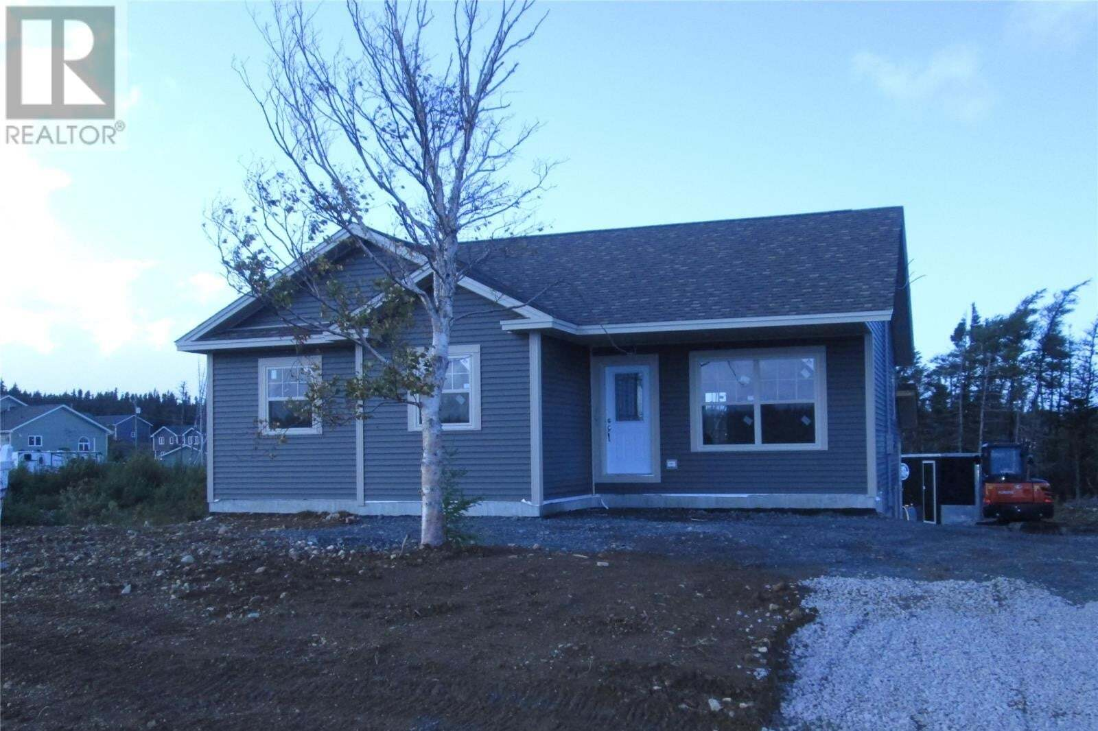 House for sale at 59 Foley Cres Pouch Cove Newfoundland - MLS: 1221663