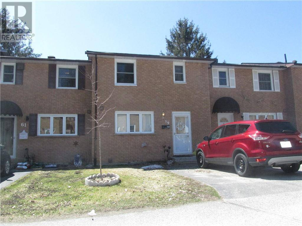 Townhouse for sale at 59 Frame Cres Elliot Lake Ontario - MLS: 2083742