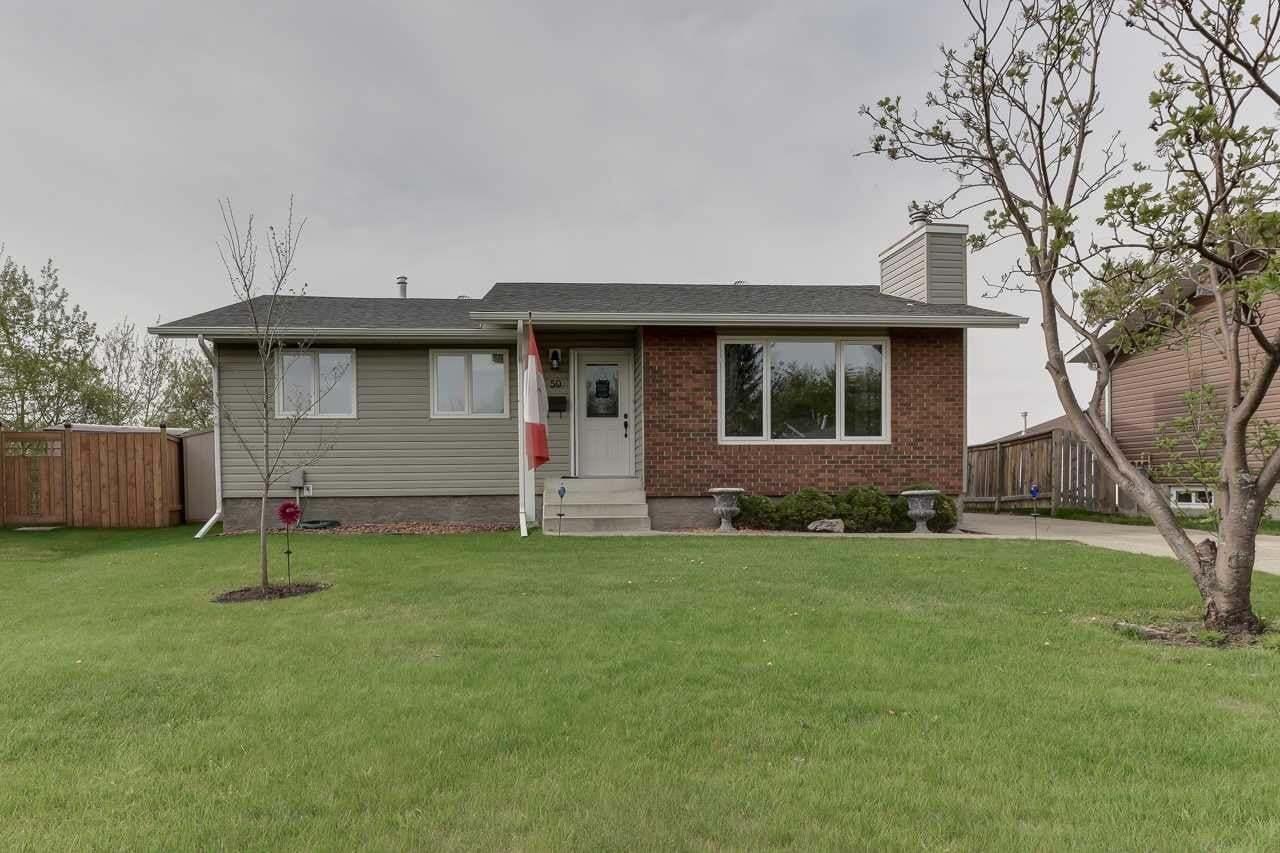 House for sale at 59 Garden Valley Dr Stony Plain Alberta - MLS: E4197941