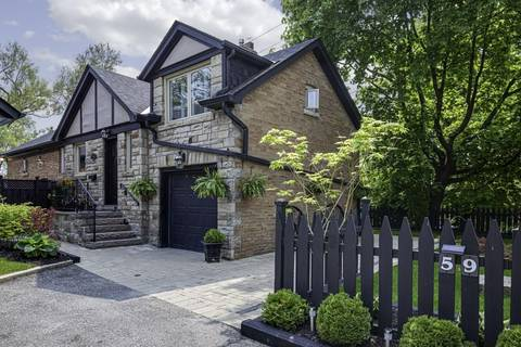 House for sale at 59 Glenroy Ave Toronto Ontario - MLS: H4055196