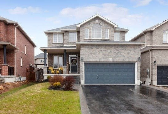 For Sale: 59 Graihawk Drive, Barrie, ON | 4 Bed, 4 Bath House for $789,000. See 20 photos!