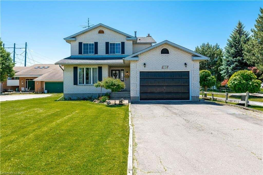House for sale at 59 Grapeview Dr St. Catharines Ontario - MLS: 30813290