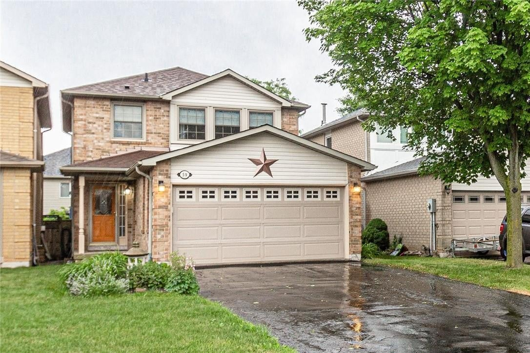 House for sale at 59 Grindstone Wy Hamilton Ontario - MLS: H4081205