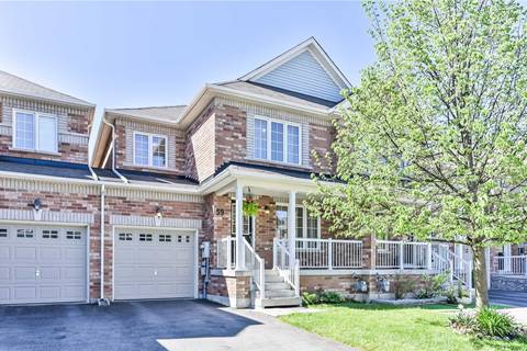Townhouse for sale at 59 Hawksbury Rd Markham Ontario - MLS: N4481090
