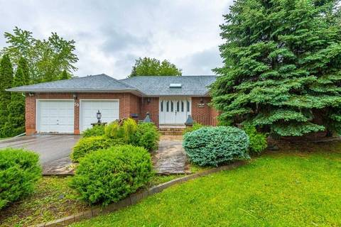 House for sale at 59 Highfield Cres Georgina Ontario - MLS: N4486562