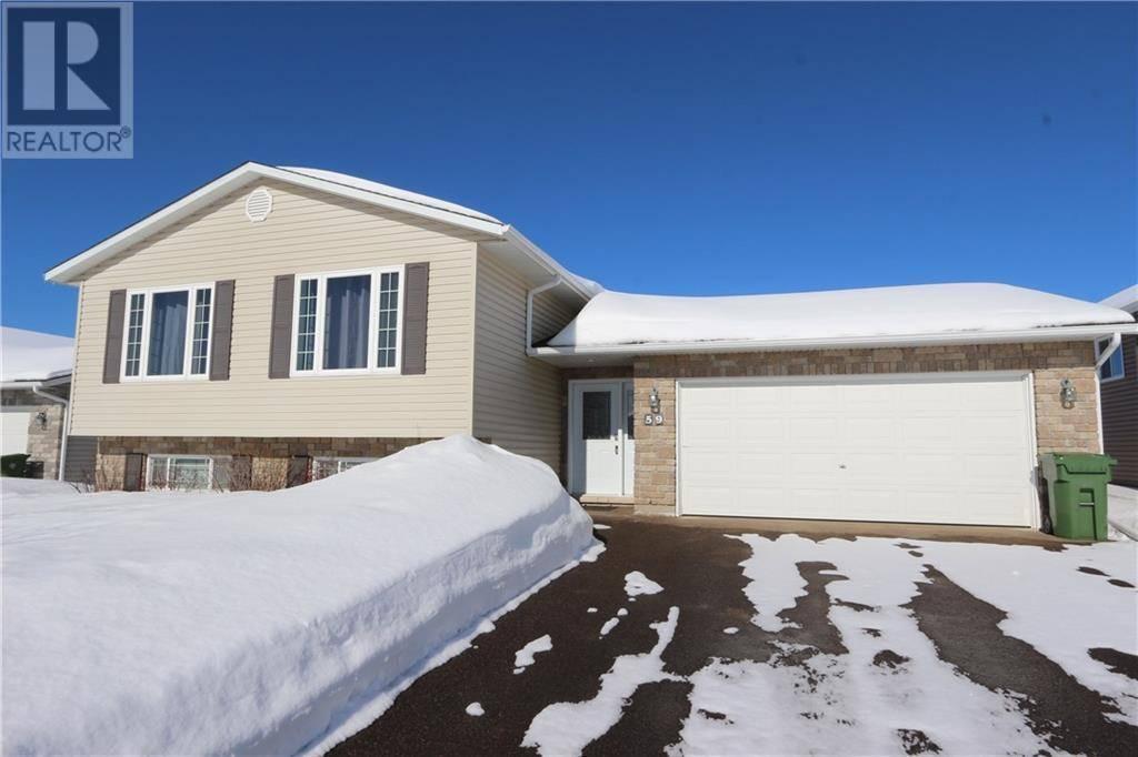 House for sale at 59 Highland Park Dr Petawawa Ontario - MLS: 1182887