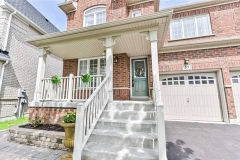 House for sale at 59 Hinsley Cres Ajax Ontario - MLS: E4497415