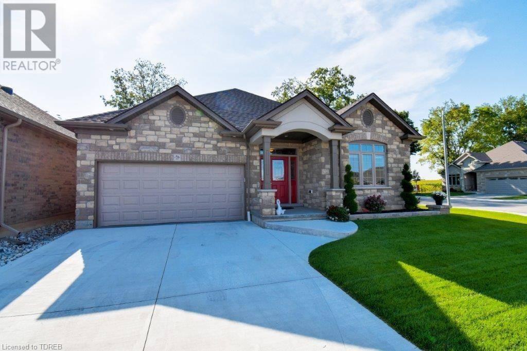 House for sale at 59 Hogarth Dr Tillsonburg Ontario - MLS: 223274