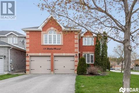House for sale at 59 Hubbert Cres Barrie Ontario - MLS: 30748662