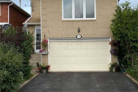 House for sale at 59 Jay St Brampton Ontario - MLS: W4906571