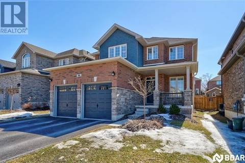 House for sale at 59 Jewel House Ln Barrie Ontario - MLS: 30728009