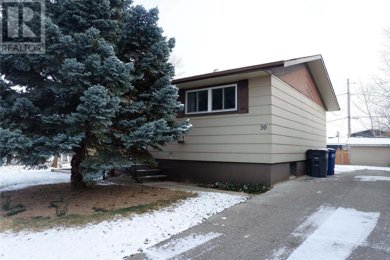 House for sale at 59 Kasper Cres Assiniboia Saskatchewan - MLS: SK830802