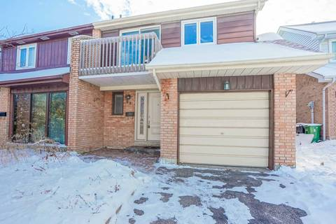 Townhouse for sale at 59 Kenfin Ave Toronto Ontario - MLS: E4647340