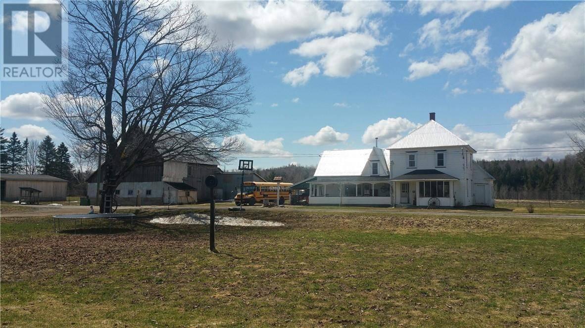 House for sale at 59 Kilburn Rd Perth-andover New Brunswick - MLS: NB022338
