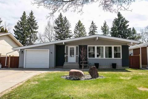 House for sale at 59 Lambert Cres St. Albert Alberta - MLS: E4156306