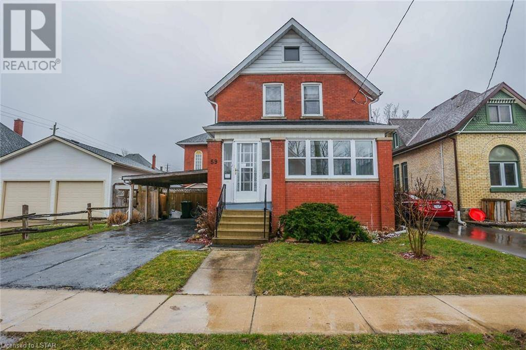House for sale at 59 Locust St St. Thomas Ontario - MLS: 252508