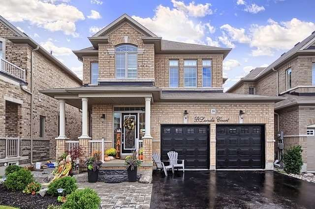 House for sale at 59 Lucida Court Whitchurch-Stouffville Ontario - MLS: N4287681