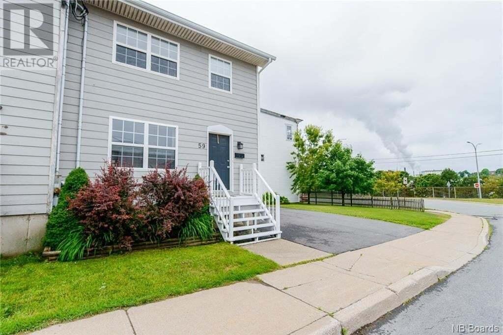 House for sale at 59 Ludlow St Saint John New Brunswick - MLS: NB045681