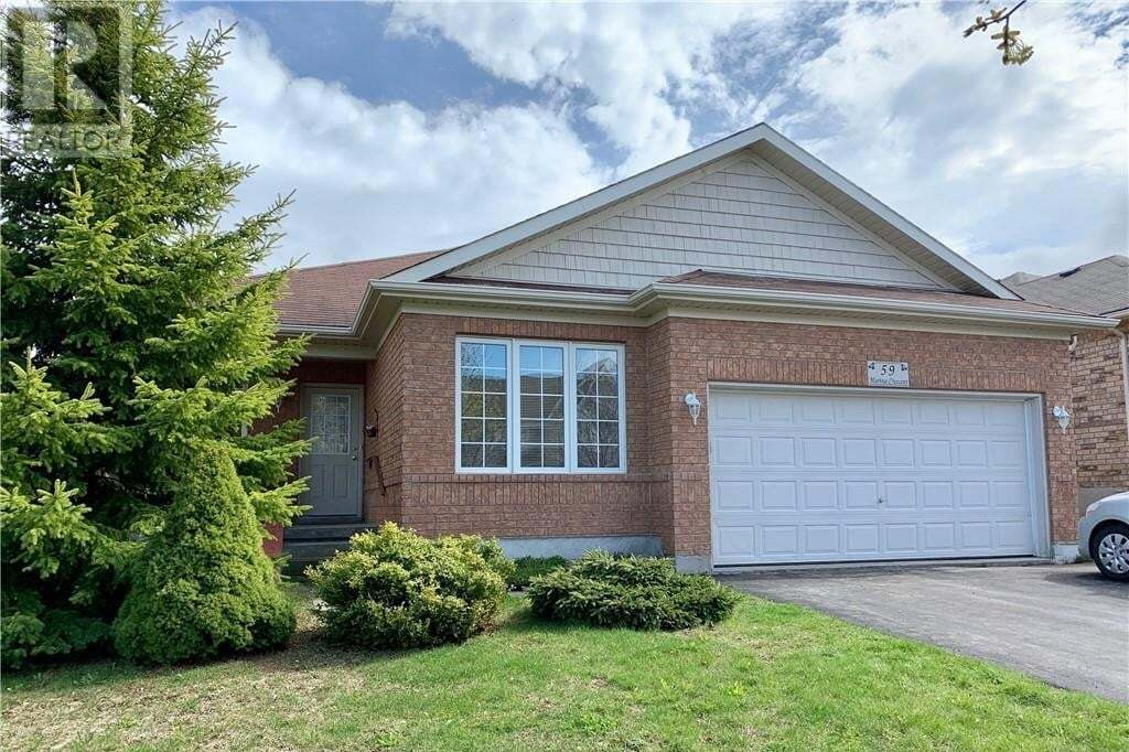 House for sale at 59 Marina Cres Collingwood Ontario - MLS: 259786