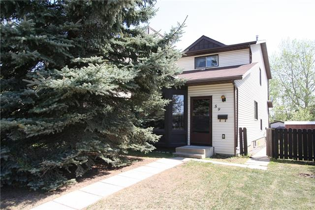 Sold: 59 Martindale Crescent Northeast, Calgary, AB