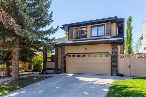 House for sale at 59 Millbank Cs Southwest Calgary Alberta - MLS: C4252704