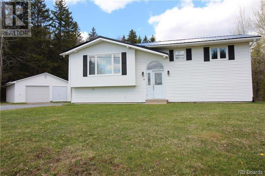 House for sale at 59 Monarch Dr Quispamsis New Brunswick - MLS: NB044016