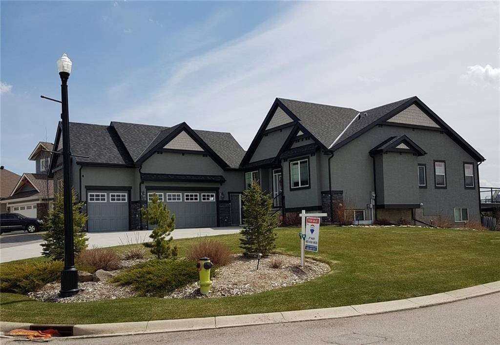 House for sale at 59 Monterra Cv  Monterra, Rural Rocky View County Alberta - MLS: C4245380