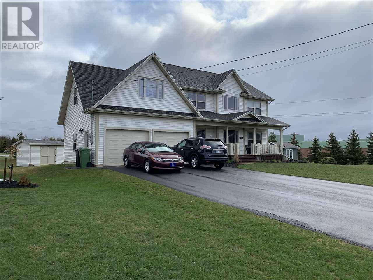 House for sale at 59 Mutch Cres Charlottetown Prince Edward Island - MLS: 202002800