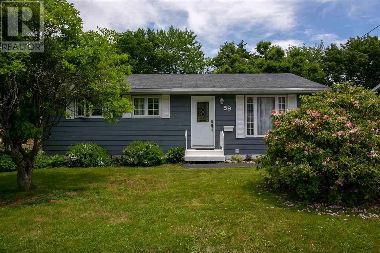 House for sale at 59 Paxton Dr Dartmouth Nova Scotia - MLS: 202011650