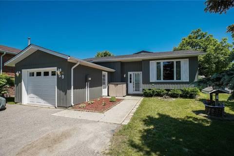 House for sale at 59 Payette Dr Penetanguishene Ontario - MLS: S4503185