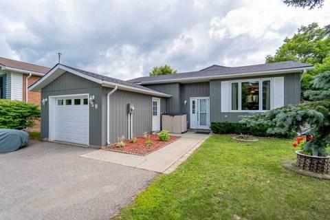 House for sale at 59 Payette Dr Penetanguishene Ontario - MLS: S4544498